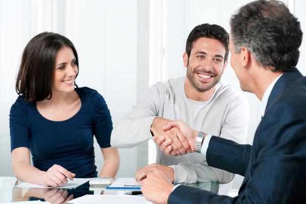 Services d'une agence immobilière