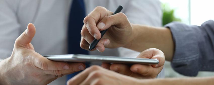 Signer un document PDF directement en ligne